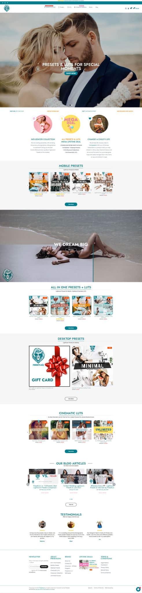 Webdesign Karlsruhe - Werbeagentur - Marketing Agentur Karlsruhe Presetlion